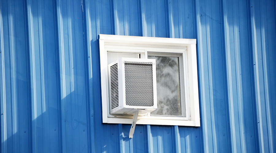 casement window air conditioner for old homes
