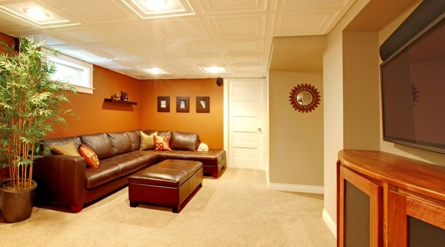 best way to air condition a basement