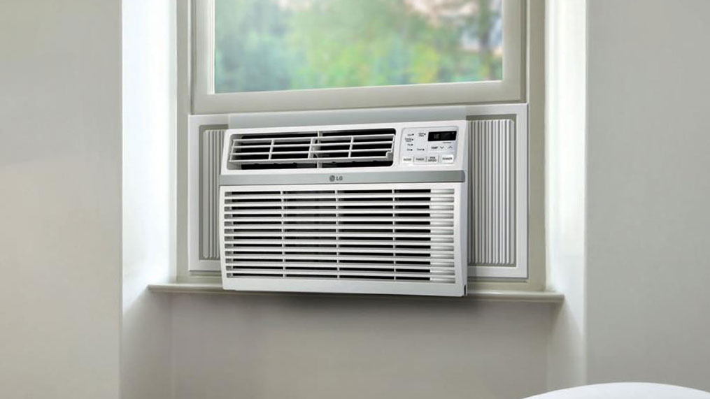 installing the best window air conditioner with heat
