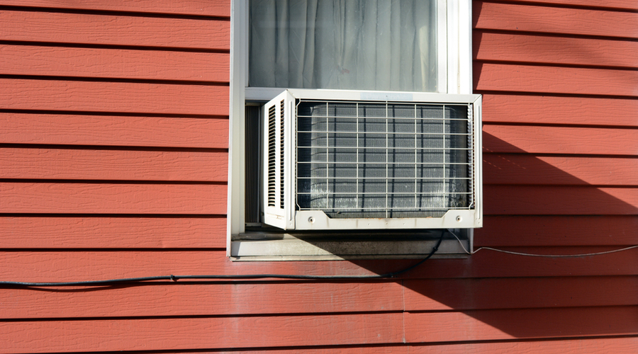 best air conditioner for small window opening