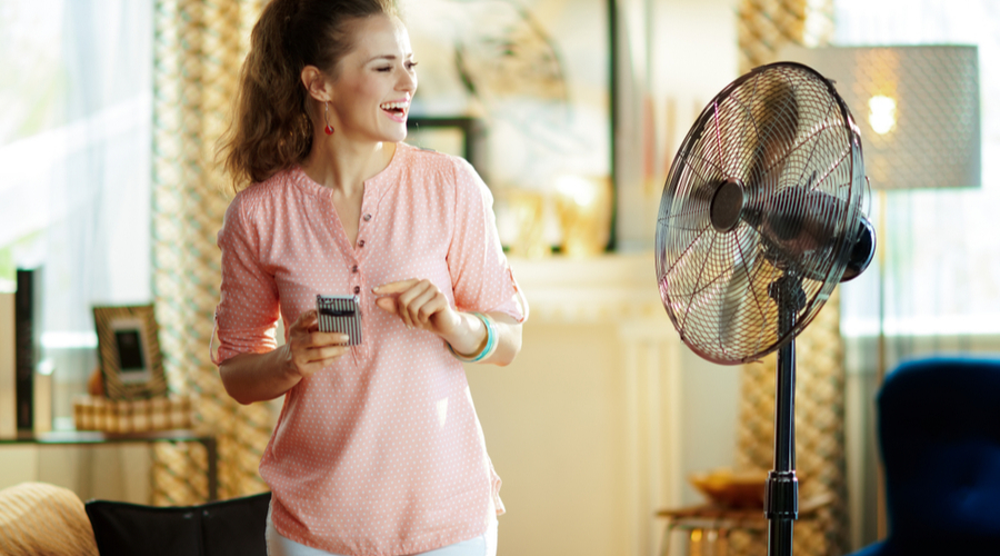smart fans that cool like air conditioners