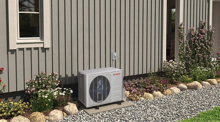 why choose Bosch quietest air conditioner