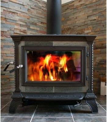 Can I use existing chimney for wood burning stove?