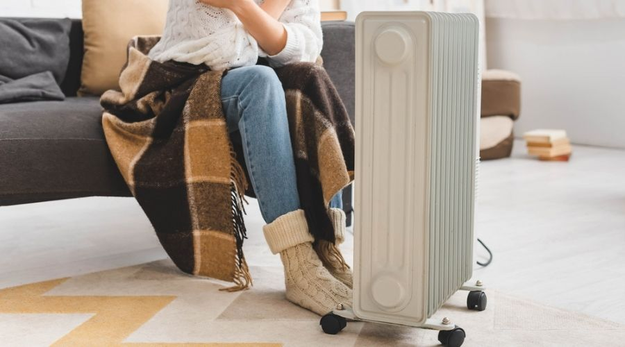 benefits of energy efficient space heater for large room