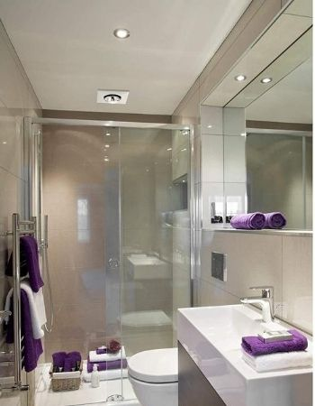 Installed Broan Fan as the best bathroom ceiling heater