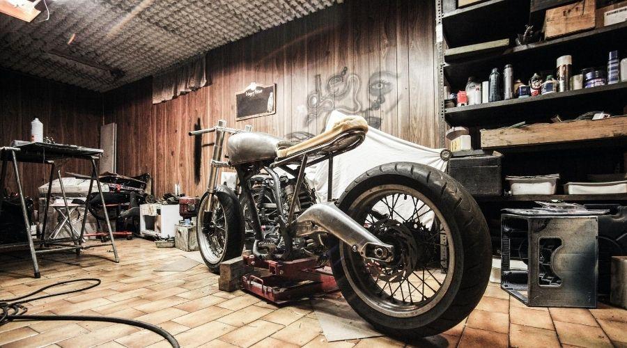 garage heater size