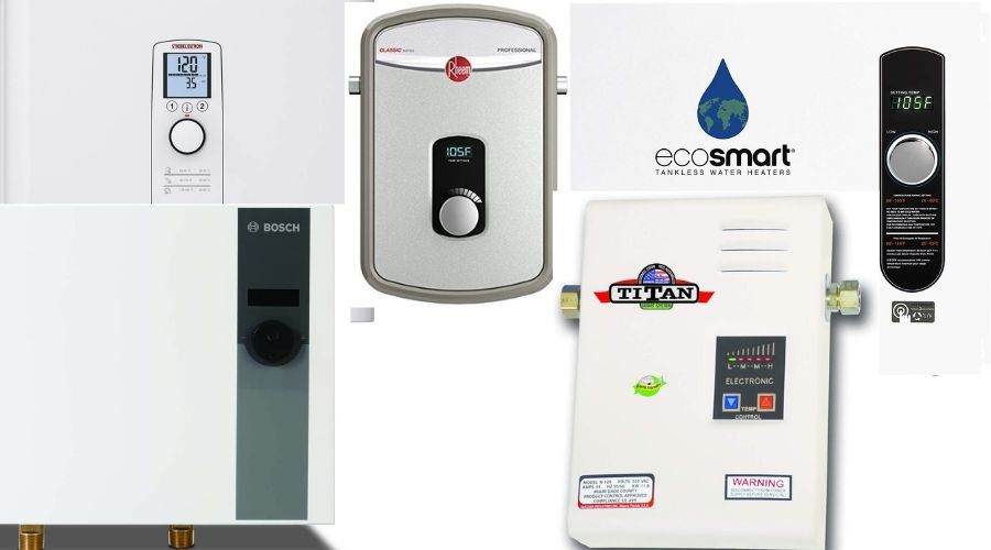 how to choose the most efficient water heater