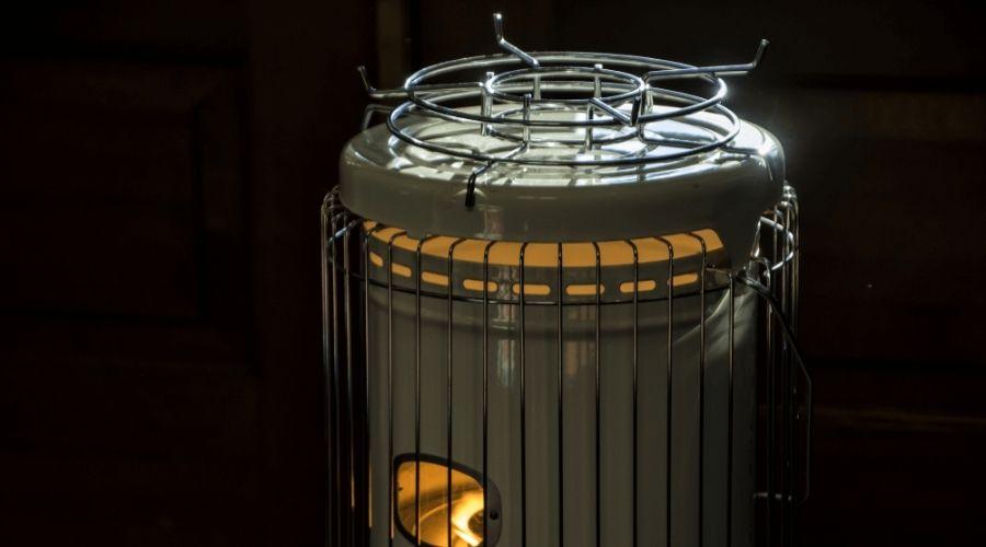 Is it safe to use kerosene heater indoors